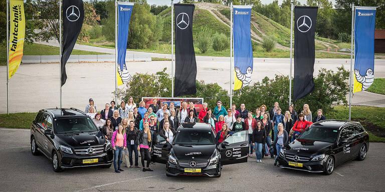 Lady Day 2017: Salzburgerin gewinnt A-Klasse