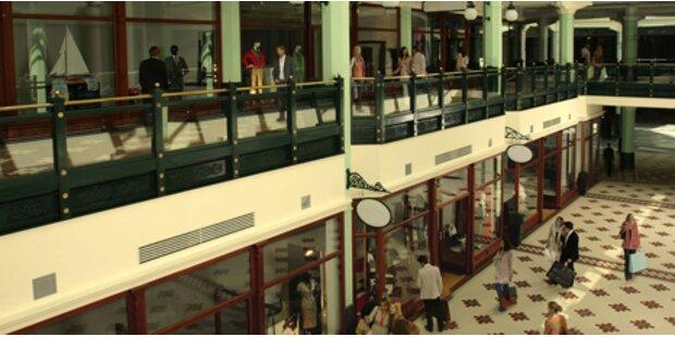 Outlet-Center eröffnet nach den Ferien