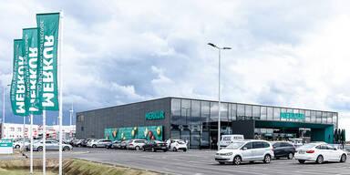 Supermarktkette MERKUR expandiert