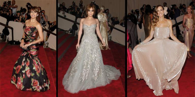 Mode: Die schönsten Kleider der Stars