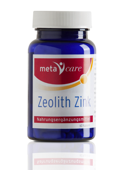 META CARE Zeolith ZINK