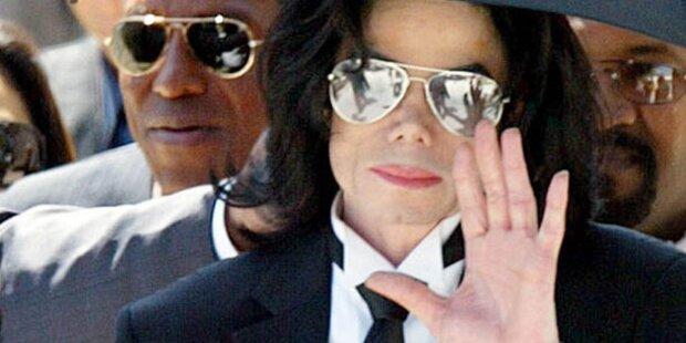 Michael Jackson: Stern am Walk of Fame