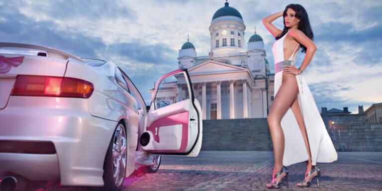So sexy ist der Miss Tuning-Kalender 2013