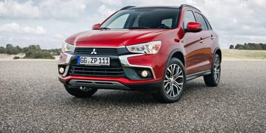 Facelift für den Mitsubishi ASX