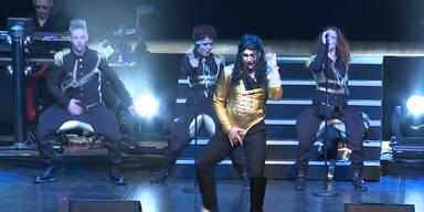 "Die ""Michael Jackson Tribute Show"" in Wien"