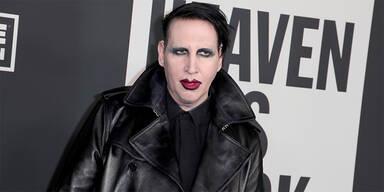 Schauspielerin verklagte Marilyn Manson