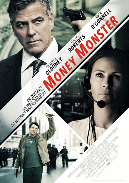 """""""Money Monster"""" mit Clooney & Roberts"""