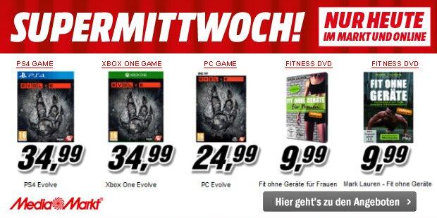 Mediamarkt-Anzeige