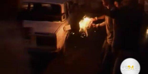 24 Tote bei schweren Unruhen in Kairo