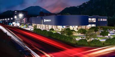 Neues Zentrum für E-Mobilität in Salzburg