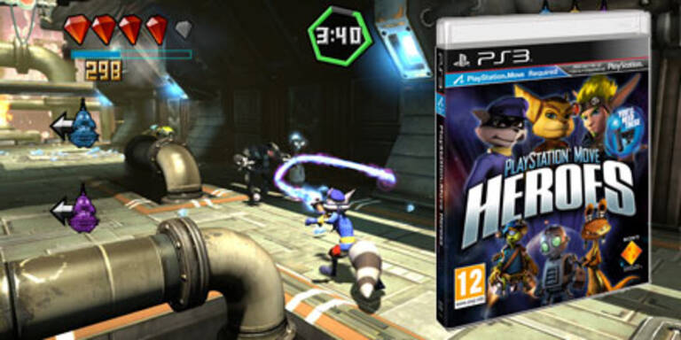 PlayStation Move Heroes startet