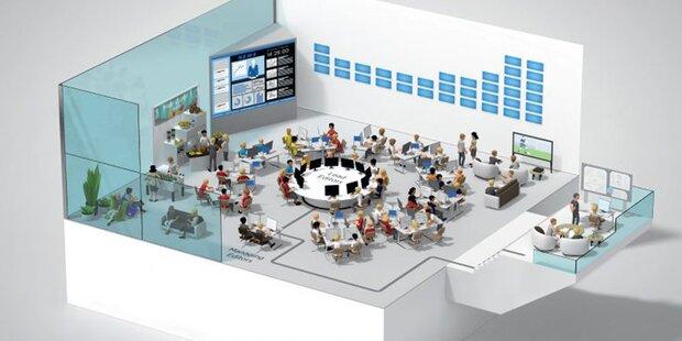 Microsoft startet internationalen Newsroom