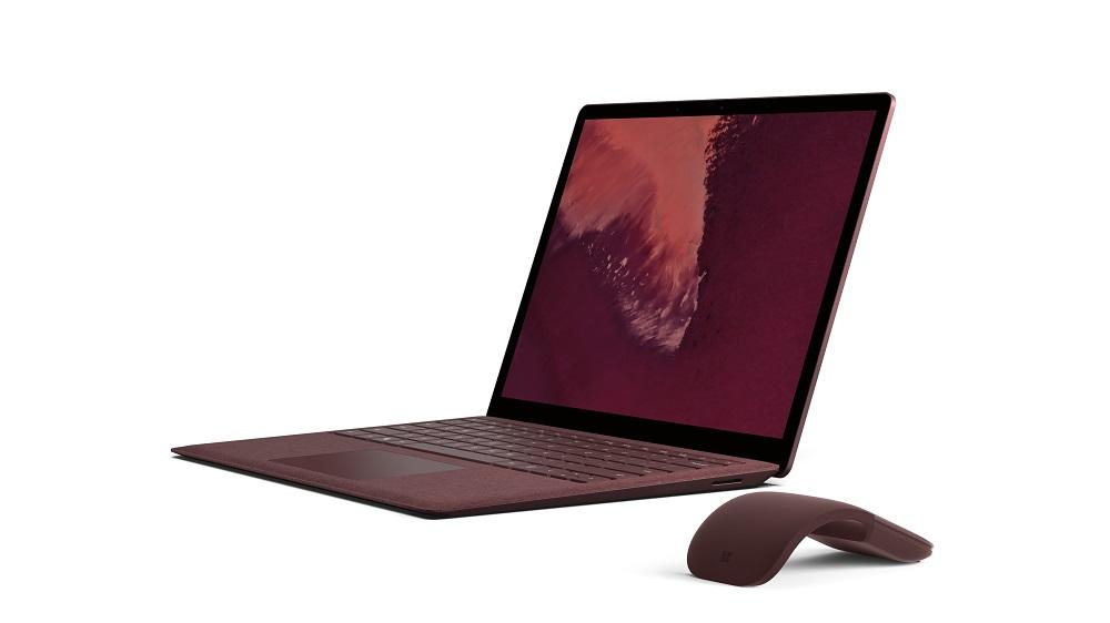 Microsoft - ADV - Microsoft Schulstart Initiative - Surface Familie - Surface Laptop 2