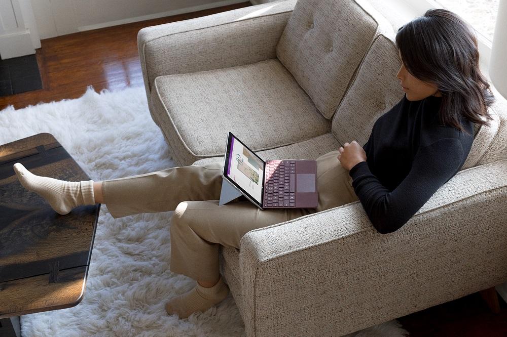 Surface Go Contextual  - MS Schulstart Initiative - Channel - ADV - Bildung 3