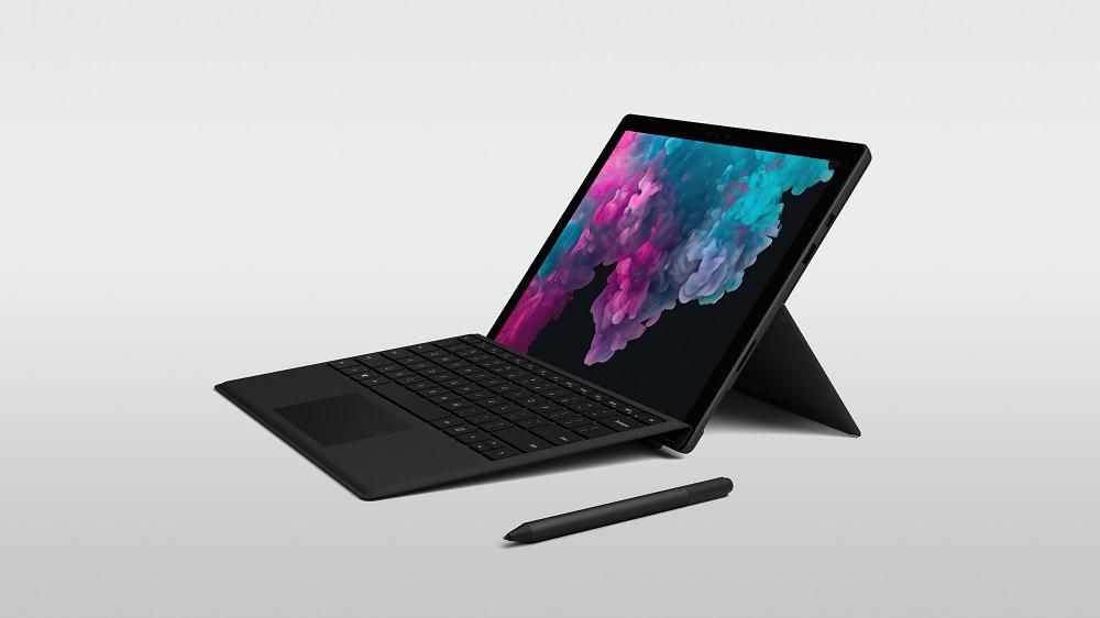Microsoft - ADV - Microsoft Schulstart Initiative - Surface Familie - Surface Pro 6