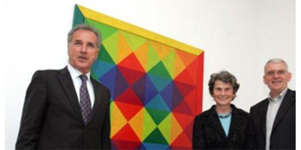 1, 5 Mio. Euro Kunst-Geschenk an