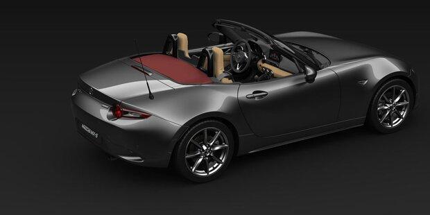 Mazda bringt cooles MX-5 Sondermodell