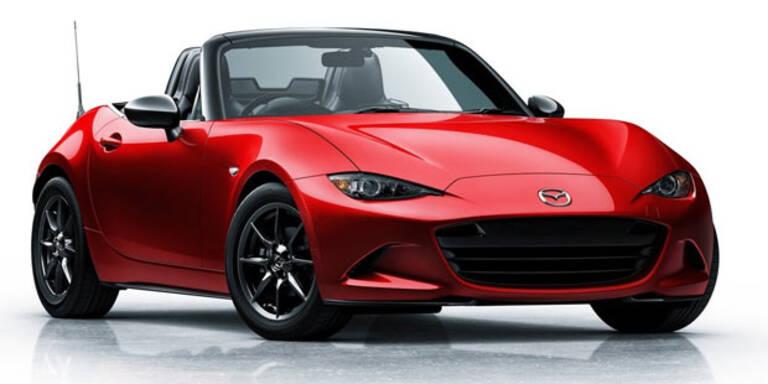 So kommt der neue Mazda MX-5