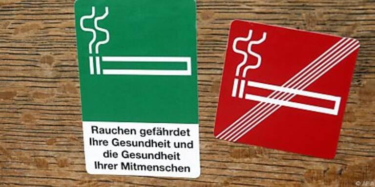 Mängel beim Nichtraucherschutz