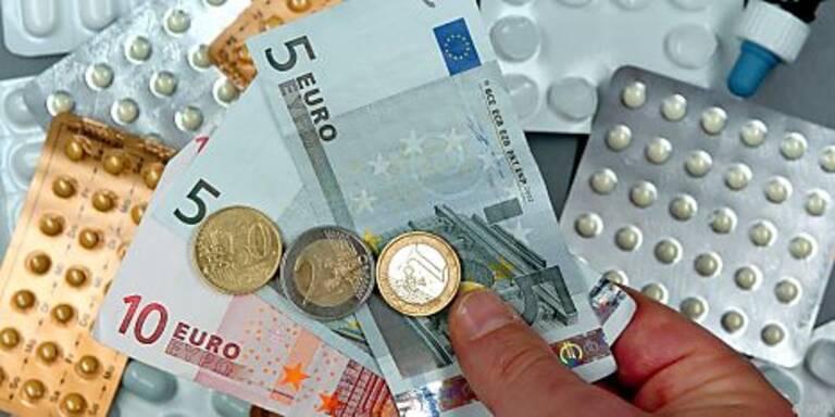 Maßnahmen bei Medikamentenausgaben wirkten positiv