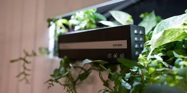 Mac500 Filteranlage