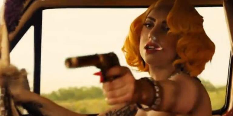 Lady Gaga ballert sich ins Kino