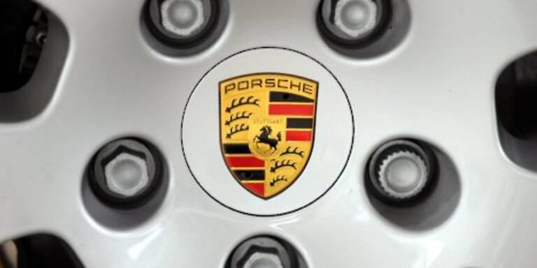 Machtkampf zwischen VW und Porsche