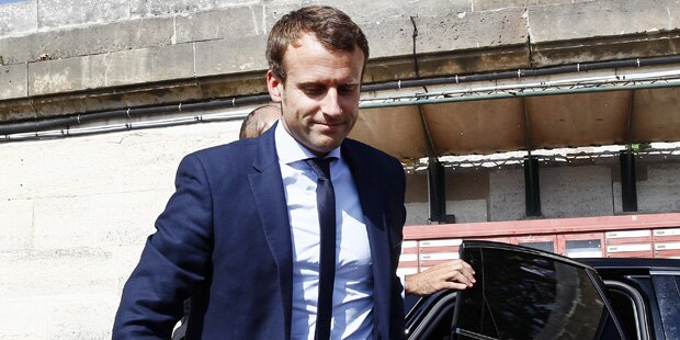 Minister-Beben in Frankreich