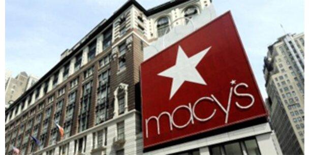 US-Kaufhauskette Macy's streicht 7000 Jobs