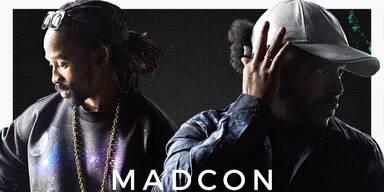 """Mit """"Don't Worry"""" mischen Madcon feat. Ray Dalton die Party-Szene auf."""