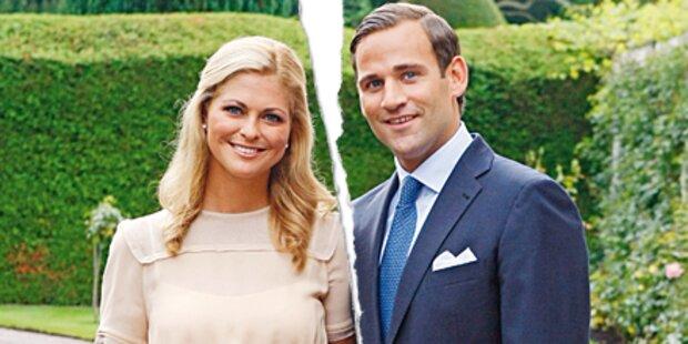 Prinzessin Madeleine löst Verlobung