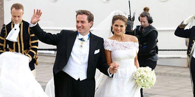 Madeleine: Schwanger vor dem Altar?