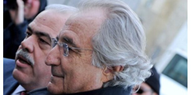 Madoffs Ehefrau hob 15 Mio. Dollar ab