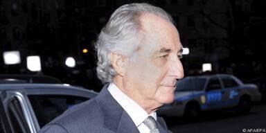 Madoff ist auf dem Weg zu seiner Vollzugsanstalt