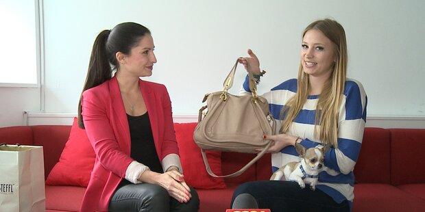 Nina & Kathi zeigen ihre Shopping-Beute