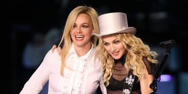 Madonna: 'Gebt Britney ihr Leben zurück'