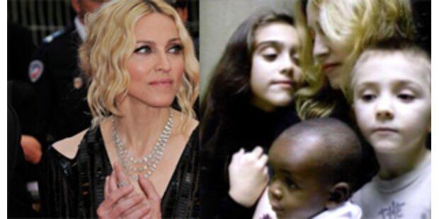 Madonna bekommt Sorgerecht für Kinder