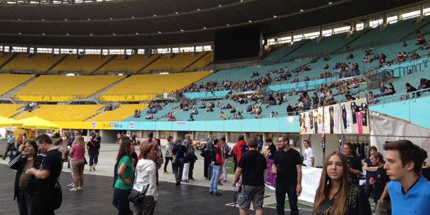 Madonna Konzert 2012
