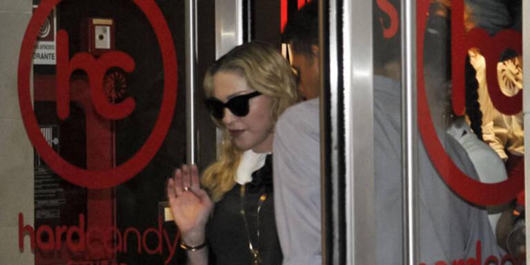 Madonna setzt Fitness-Trend in Rom