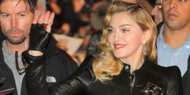 Madonna kämpft für Greenpeace-Aktivisten