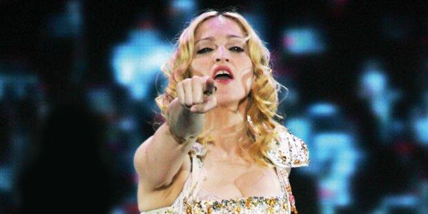 Madonna plant Wien-Konzert am 26. Juni