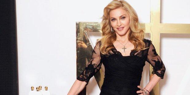 Madonna unterm Hammer