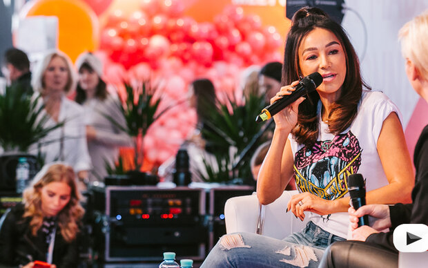 Mega-Ansturm: Tausende stürmten den MADONNA Beauty Day