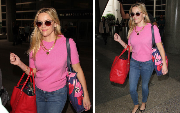 Reese Witherspoons Outfit zum Nachshoppen!