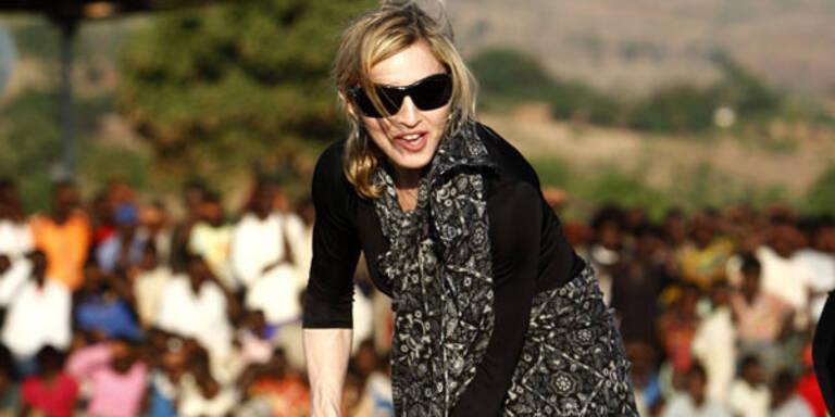 Madonna ermöglicht Mädchenschule in Malawi