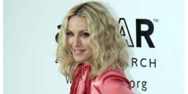 Madonna cancelt Geburtstagsparty wegen Verletzung