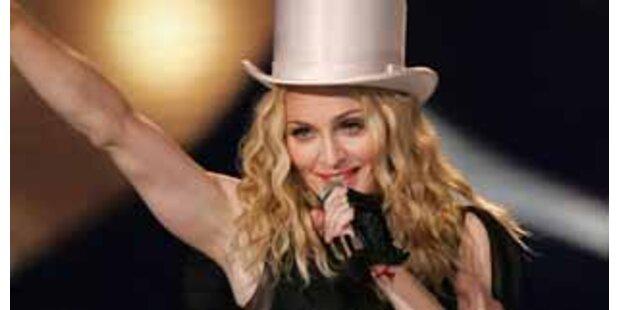 Madonnas Kleidung wird in London ausgestellt