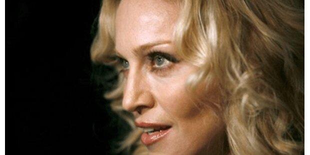 Popstar Madonna bei Reitunfall verletzt
