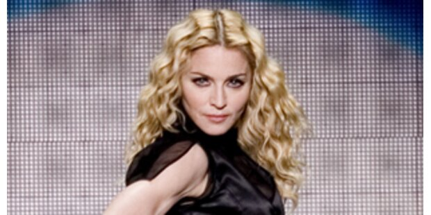 Madonna knutscht mit Jesus!