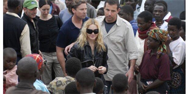 Madonna-Adoption: Vater will Sorgerecht